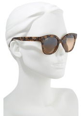 2fe53a200507 Maui Jim Maui Jim Honey Girl 51mm PolarizedPlus2® Cat Eye Sunglasses ...