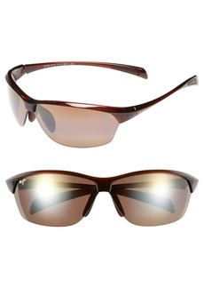 Maui Jim Hot Sands 71mm PolarizedPlus2® Sunglasses