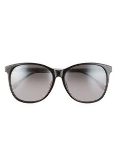 Maui Jim Isola 58mm PolarizedPlus2® Cat Eye Sunglasses