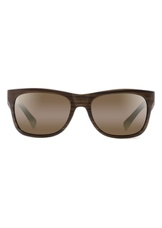 Maui Jim Kahi 58mm PolarizedPlus2® Sunglasses