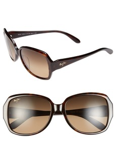 Maui Jim Kalena 57mm PolarizedPlus® Sunglasses