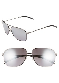 Maui Jim Kami 62mm PolarizedPlus2® Aviator Sunglasses
