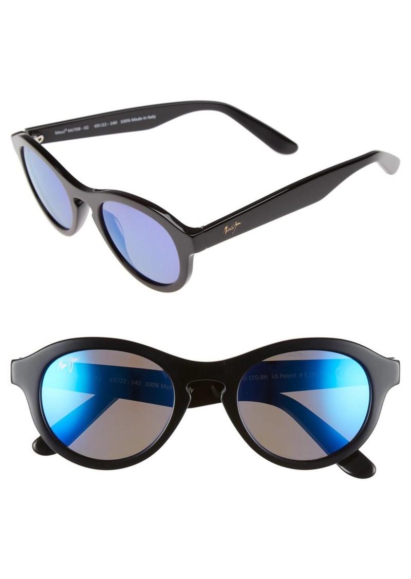 cc1191d4c827 Maui Jim Maui Jim Leia 49mm PolarizedPlus2® Retro Sunglasses ...