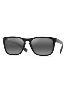 Maui Jim Longitude 52mm Polarized Sunglasses