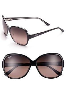 Maui Jim Maile 60mm PolarizedPlus® Sunglasses