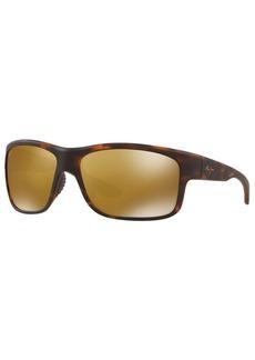 Maui Jim Men's Southern Cross Polarized Sunglasses