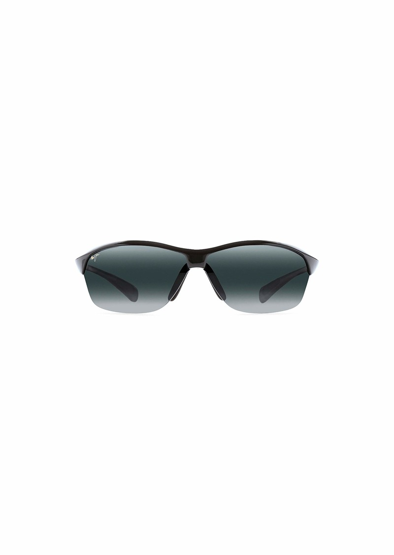 Maui Jim menswomen's Hot Sands 426-02 | Sunglasses  with with Patented PolarizedPlus2 Lens Technology