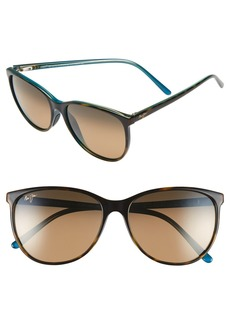Maui Jim Ocean 57mm PolarizedPlus2® Sunglasses