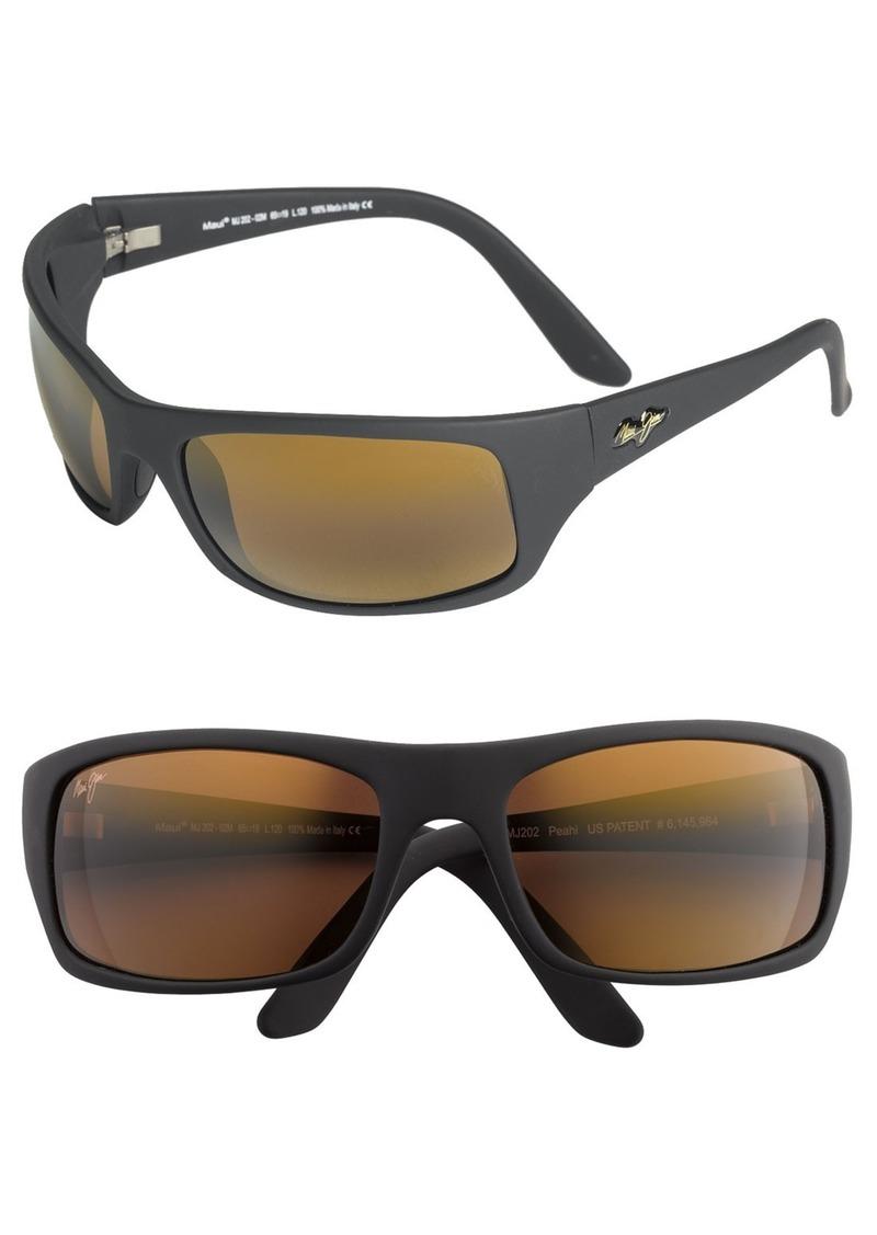 Maui Jim 'Peahi - PolarizedPlus®2' 65mm Sunglasses