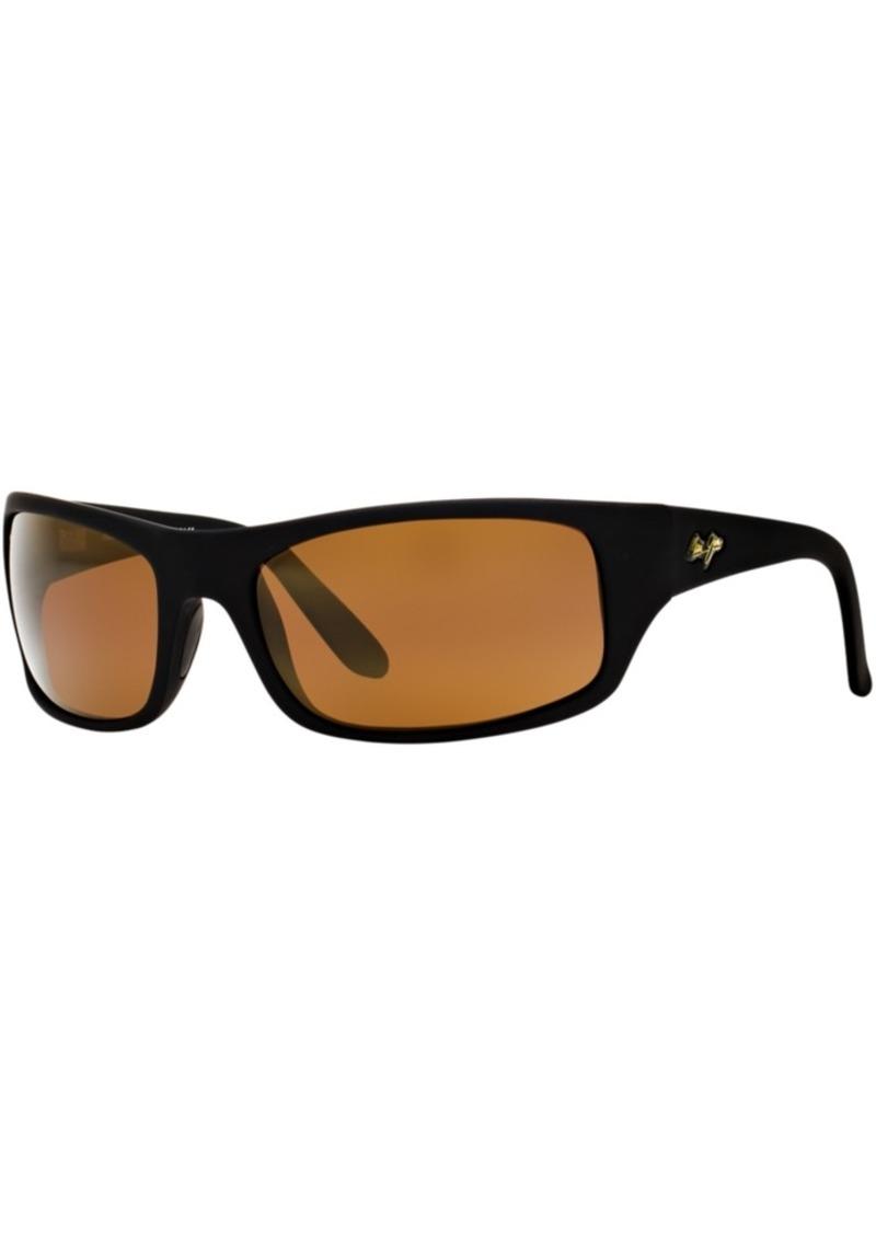 Maui Jim Peahi Polarized Sunglasses, 202