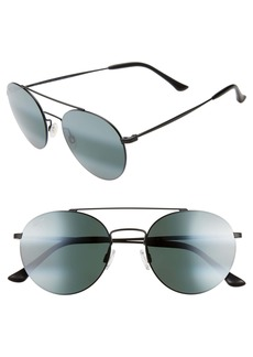 Maui Jim Pele's Hair 53mm PolarizedPlus2® Round Flat Front Sunglasses