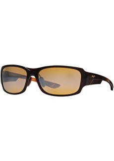 Maui Jim Polarized Bamboo Forest Sunglasses