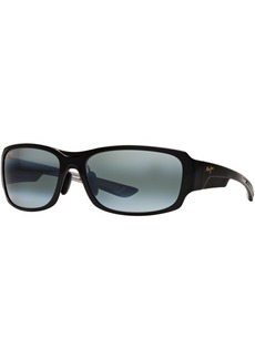 Maui Jim Polarized Bamboo Forest Polarized Sunglasses