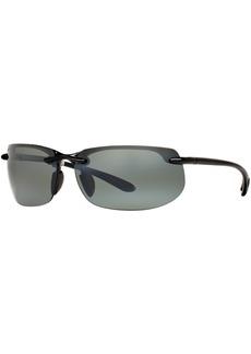 Maui Jim Polarized Banyans Sunglasses, 412