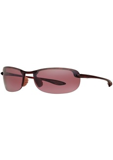 Maui Jim Polarized Makaha Polarized Sunglasses, 405