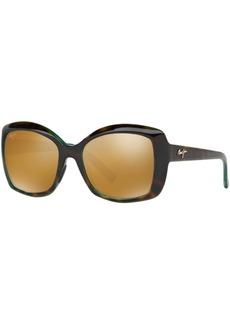 Maui Jim Polarized Orchid Sunglasses, 735