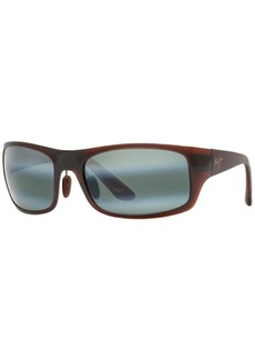 Maui Jim Polarized Sunglasses, 419 Haleakala