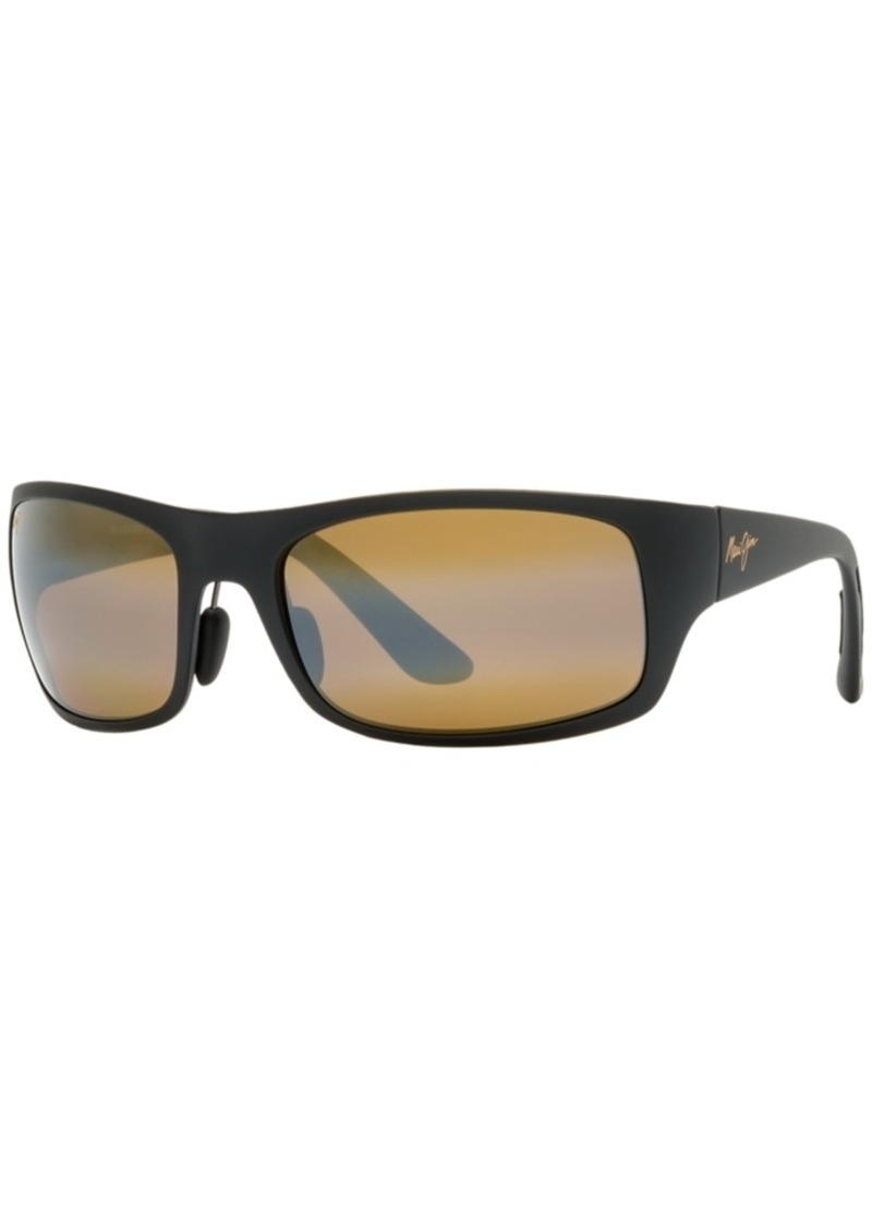 Maui Jim Polarized Polarized Sunglasses, 419 Haleakala