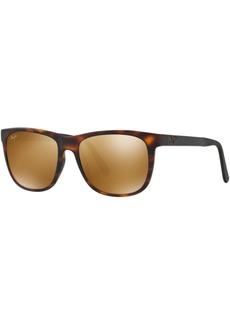 Maui Jim Polarized Tail Slide Sunglasses, 740