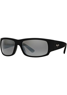 Maui Jim World Cup Polarized Sunglasses, 266-02MR