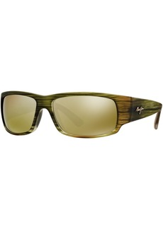 Maui Jim Polarized World Cup Sunglasses, 266