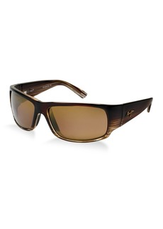 Maui Jim Polarized World Cup Sunglasses, H266-01