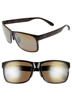 Maui Jim Red Sands 59mm Polarized Sunglasses