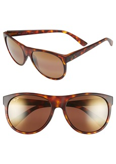 Maui Jim Rising Sun 57mm PolarizedPlus2® Sunglasses