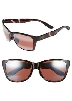 Maui Jim 'Road Trip' 57mm Polarized Sunglasses