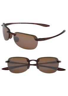 Maui Jim Sandy Beach 55mm PolarizedPlus2® Semi Rimless Sunglasses