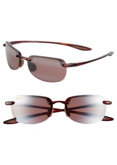 Maui Jim Sandy Beach 56mm PolarizedPlus2® Rimless Sunglasses