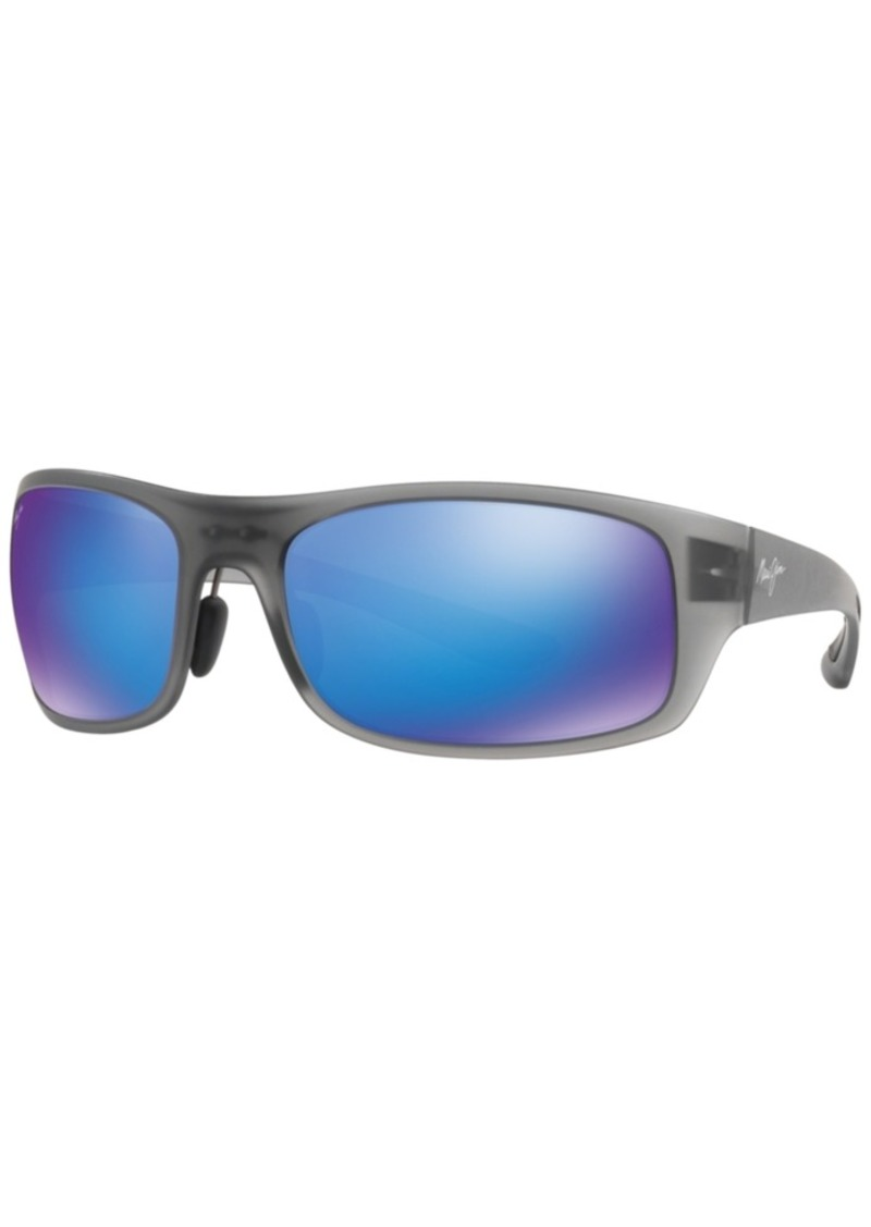 Maui Jim Polarized Sunglasses, 440 Big Wave 67