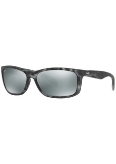 Maui Jim Polarized Sunglasses, 785 Puhi 59
