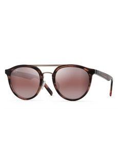 Maui Jim Sunny Days 49mm PolarizedPlus®2 Round Sunglasses