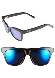Maui Jim Sweet Leilani 53mm PolarizedPlus2® Cat Eye Sunglasses