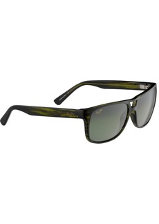 Maui Jim Waterways Marbled Sunglasses