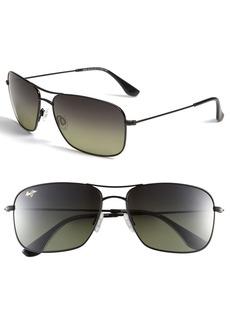 Maui Jim Wiki Wiki 59mm PolarizedPlus2® Aviator Sunglasses