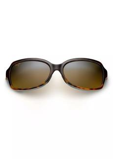 Maui Jim Women's Cloud Break w/ Patented PolarizedPlus2 Lenses Polarized Fashion Sunglasses