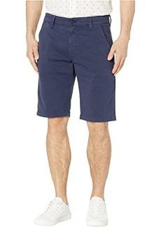 Mavi Jacob Shorts in Dark Navy Sateen Twill