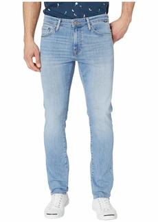 Mavi Jake Regular Rise Slim Leg in Light Indigo Williamsburg