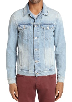 Mavi Frank Denim Trucker Jacket