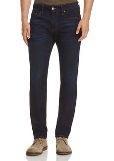 Mavi Jake Slim Fit Jeans in Brushed Williamsburg