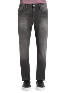 Mavi Jake Slim Fit Jeans in Gray