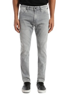 Mavi Jake Slim Fit Jeans in Gray Athletic