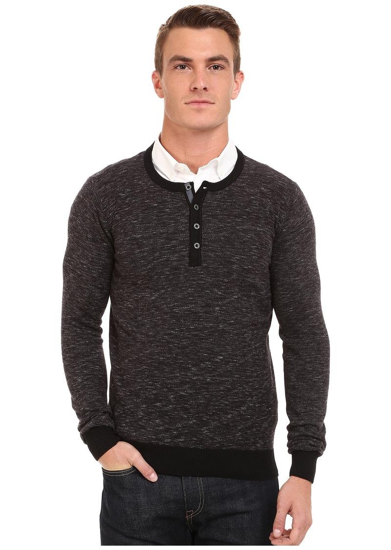 Mavi Jeans Henley Sweater