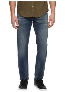 Mavi Jake Regular Rise Slim Jeans in Deep Used Williamsburg
