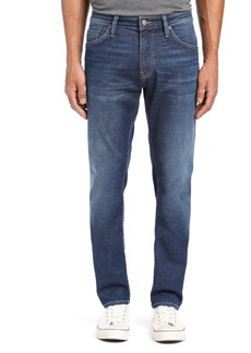 Mavi Jeans Jake Slim Fit Jeans (Dark Brushed Cashmere)