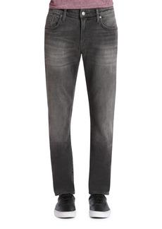 Mavi Jeans Jake Slim Fit Jeans (Grey Distressed Williamsburg)