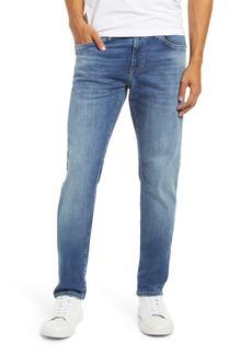 Mavi Jeans Jake Slim Fit Jeans (Mid Shaded Organic Move)