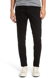Mavi Jeans James Skinny Fit Jeans (Black Brooklyn)